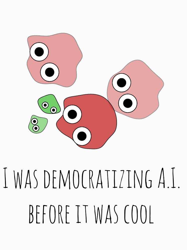 Democratizing AI Otoro Version by otorography