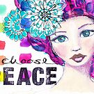 I choose peace von Stefanie Marquetant