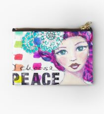 I choose peace Studio Clutch