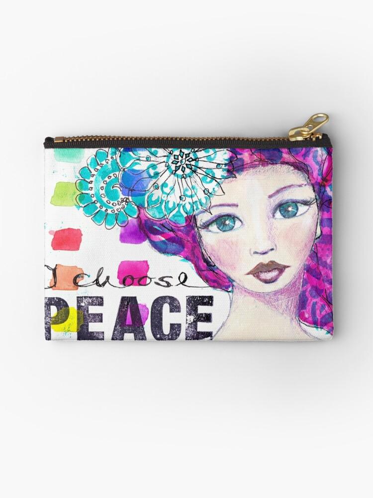 I choose peace von Stefanie Marquetant