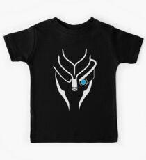 Mass Effect - Garrus (White) Kids Tee