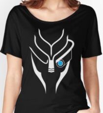 Mass Effect - Garrus (White) Women's Relaxed Fit T-Shirt