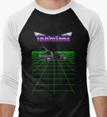 Team Sez Nissan Exa Men's Baseball ¾ T-Shirt