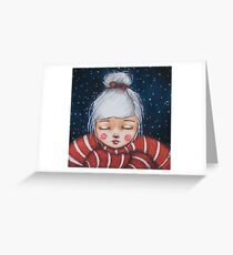 It's best to Dream Greeting Card