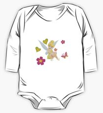 Tinkerbell in bloom One Piece - Long Sleeve