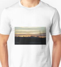 Sunset Over Lincolnshire T-Shirt