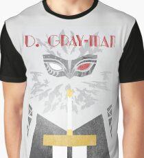 D. Gray-Man Art Deco Graphic T-Shirt