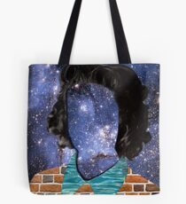 STARRY GIRL Tote Bag