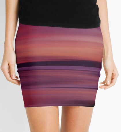 Sunset Shades Mini Skirt
