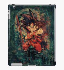 Kid Goku iPad Case/Skin