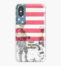US Army Armed Forces USA iPhone Case/Skin