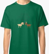 Sound of music goat herd Classic T-Shirt