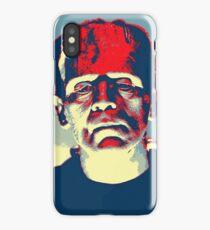 Boris Karloff in The Bride of Frankenstein iPhone Case/Skin