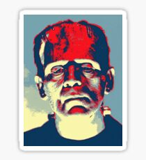 Boris Karloff in The Bride of Frankenstein Sticker