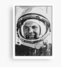 Yuri Gagarin  Metal Print
