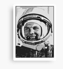 Yuri Gagarin  Canvas Print