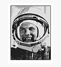 Yuri Gagarin  Photographic Print