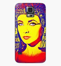 Funda/vinilo para Samsung Galaxy Elizabeth Taylor en Cleopatra