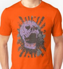 SCREAMING SKULL! SCREAMING SKULL! SCREAMING SKULL! Unisex T-Shirt