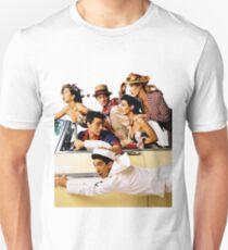 Friends Cast 4 Unisex T-Shirt