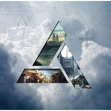 Abstergo Industries by the-flash