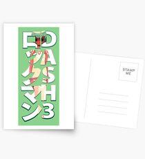 SERA BLOCK - RockMan Dash 3 - MML3 - V2 Postcards
