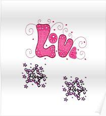 loving geeks designs Poster
