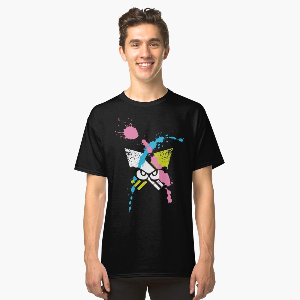 Splatoon - Turf War 5 Classic T-Shirt