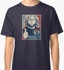 MIKEY For PRESIDENT Classic T-Shirt