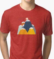 Sound of music sheep Tri-blend T-Shirt