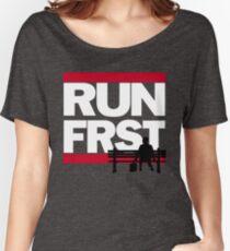 Run forrest, RUN! Women's Relaxed Fit T-Shirt