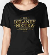 The Delaney Nootka Trading Company Women's Relaxed Fit T-Shirt