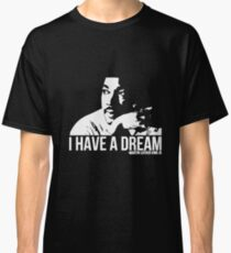 Martin Luther King Jr Classic T-Shirt