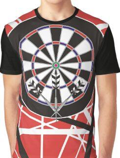 One Rockin' Darts Shirt Graphic T-Shirt