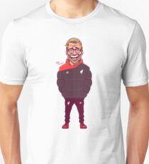 All smiles Jurgen Unisex T-Shirt