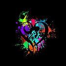 Music (Black) by Geekstuff