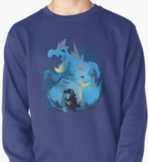 totodile, croconaw and feraligart evolutions cool design Pullover