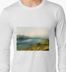 Tranquil traveling Long Sleeve T-Shirt