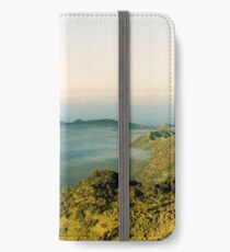 Tranquil traveling iPhone Wallet/Case/Skin