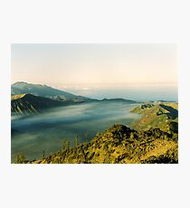 Tranquil traveling Photographic Print