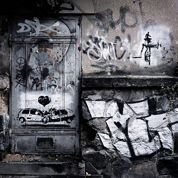 Abstract Graffiti by Kilbracken