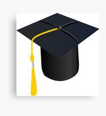 Graduation Cap Canvas Print