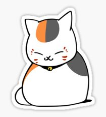 Sleepy Manjuu (aka Nyanko Sensei) Sticker