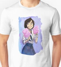 cartoon and cool elizabeth  Unisex T-Shirt