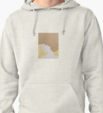 Gold Fro Pullover Hoodie