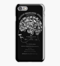 PHRENOLOGY   (for dark background) iPhone Case/Skin