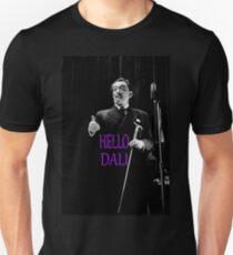Salvador Dali at Columbia University 1964 T-Shirt