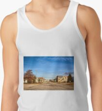 Dimmed Trough Time Tank Top