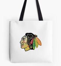Blackhawks Tote Bag
