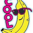 Cool Banana by DetourShirts